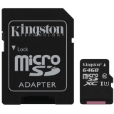 64GB SD Card CL 10